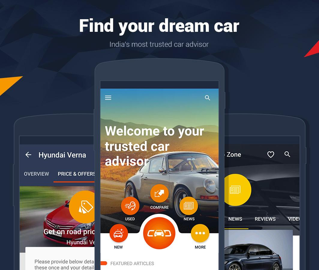 Cardekho New Used Cars Price Offers In India Apk Download