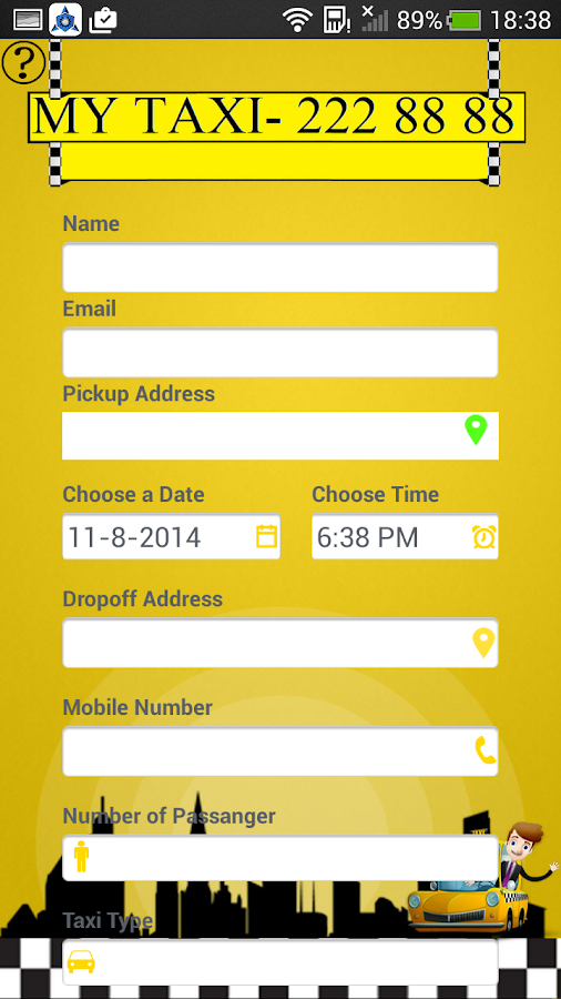 MyTaxi Assam 1 0 0 APK Download - Android Travel & Local Apps