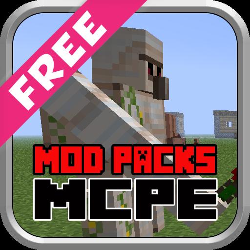 mcpe mod packs free download