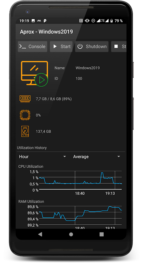 com kenfenheuer proxmoxclient 2 0 1 APK Download - Android Tools Apps