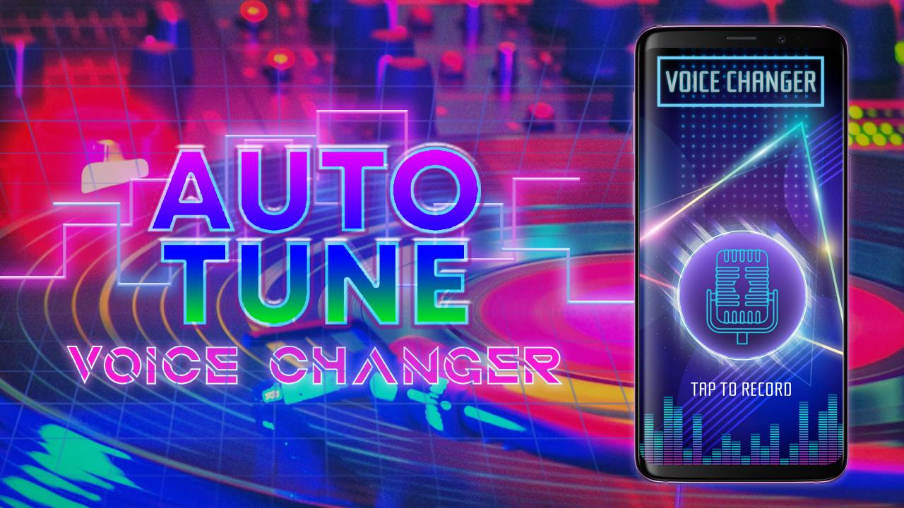 Auto Tune Voice Changer - Singing App 1 3 APK Download