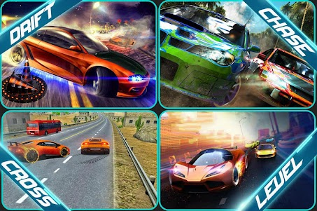 Traffic Racer - City Car Driving Games 1.6 screenshot 3