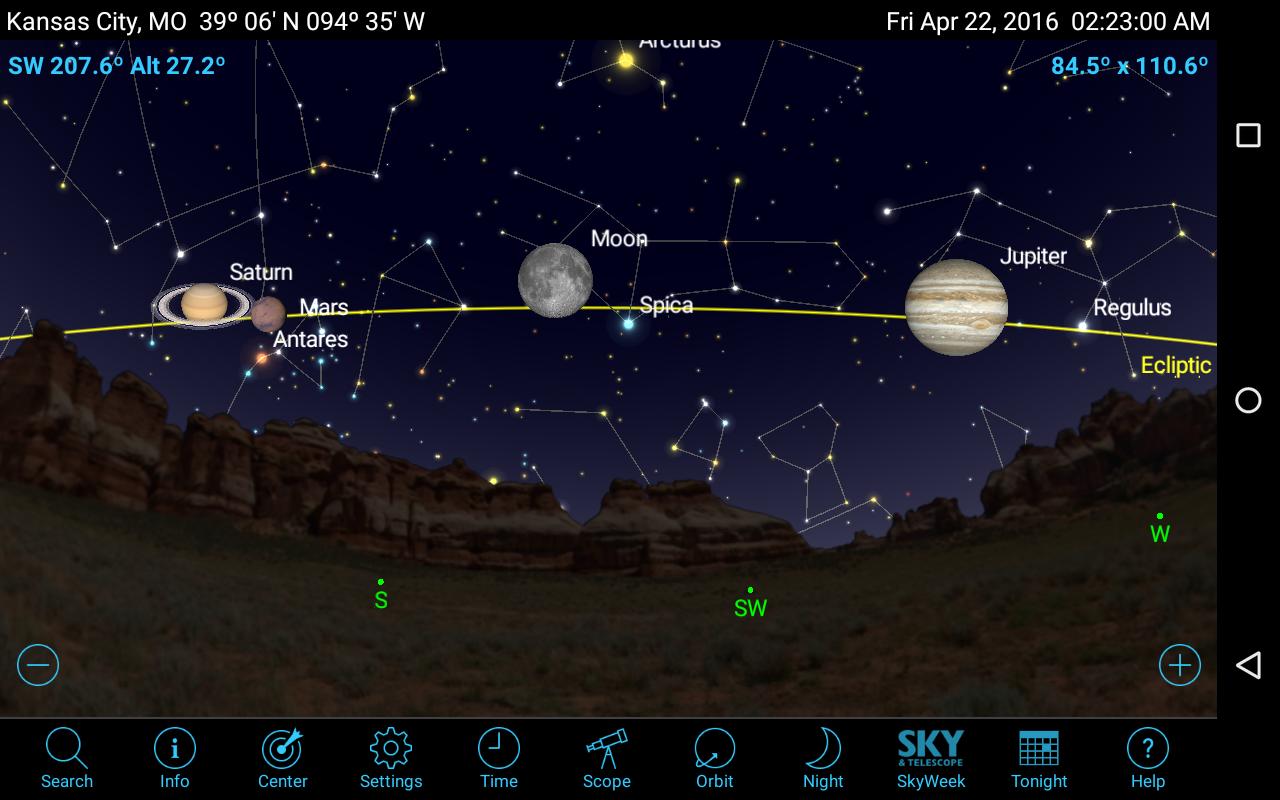 SkySafari 5 Plus 5 4 0 0 APK Download - Android Education Apps