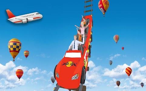 City Roller Coaster Sim 3d 1.0.2 screenshot 9