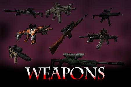 🧟Zombie Ops 3D shooter - sniper undead revenants 5.0.0 screenshot 7