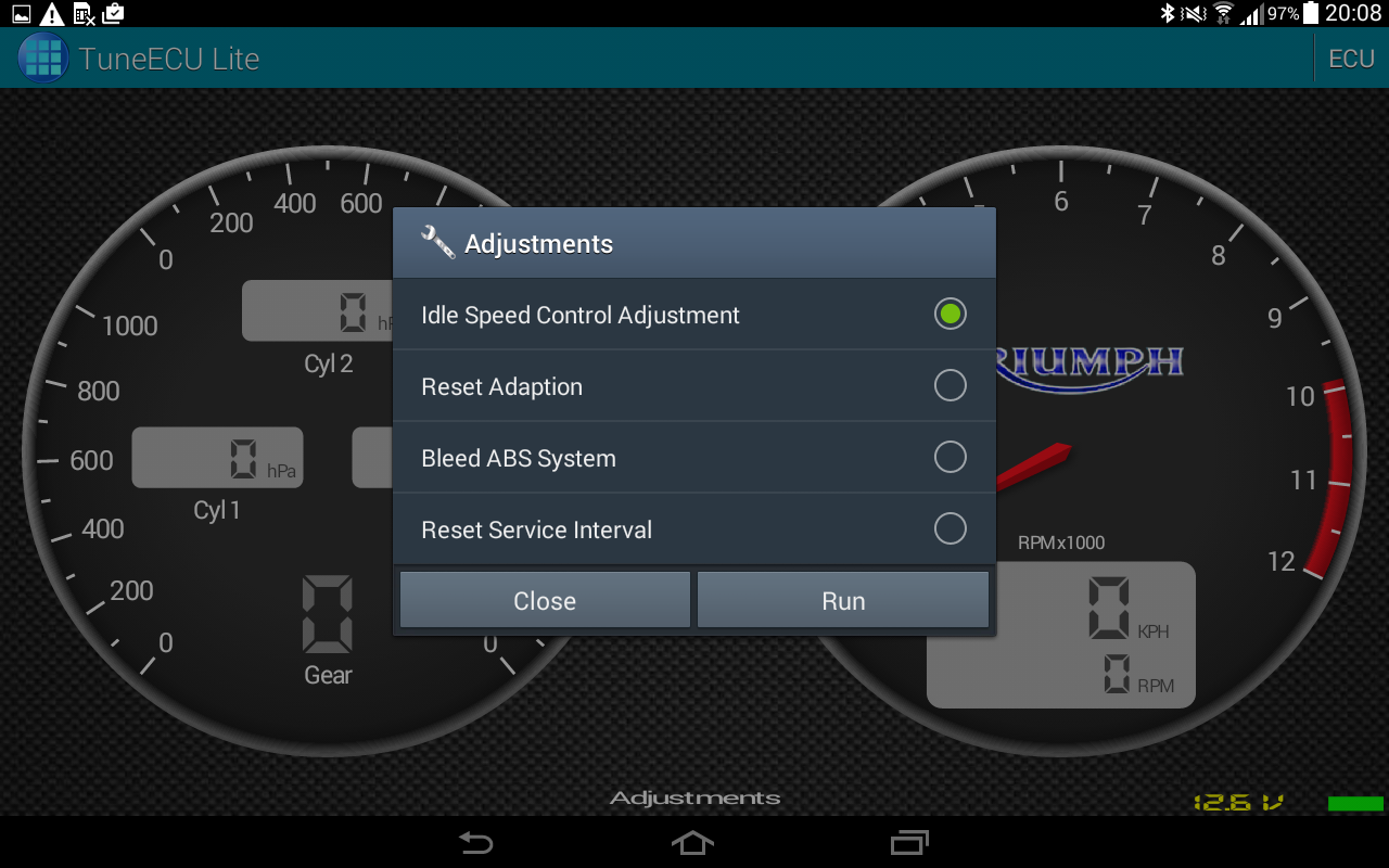 TuneECU Lite 1 3 APK Download - Android Tools Apps