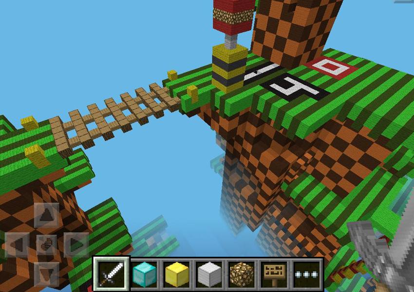 Maps Minecraft PE - Parkour 7 0 APK Download - Android Entertainment