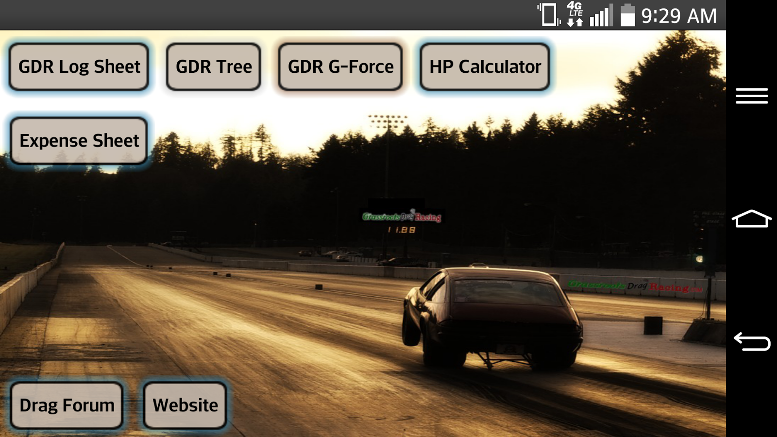 Grassroots Drag Racing 4 1 APK Download - Android Sports Games