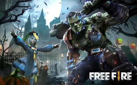 Garena Free Fire: Spooky Night 1.41.0 screenshot 1