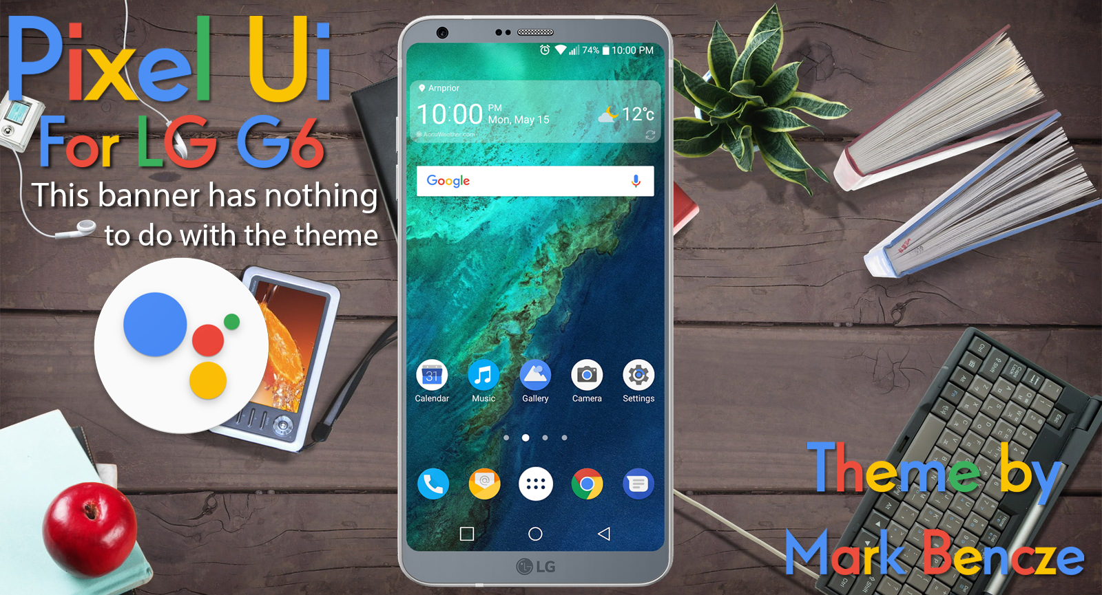 Pixel UX Theme for LG G6 1 1 0 APK Download - Android