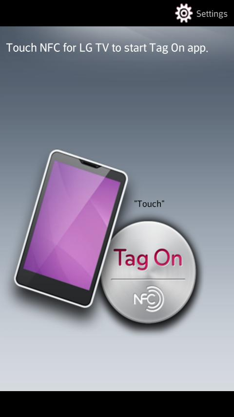 LG TV Tag On 1 1 05 APK Download - Android Entertainment Apps