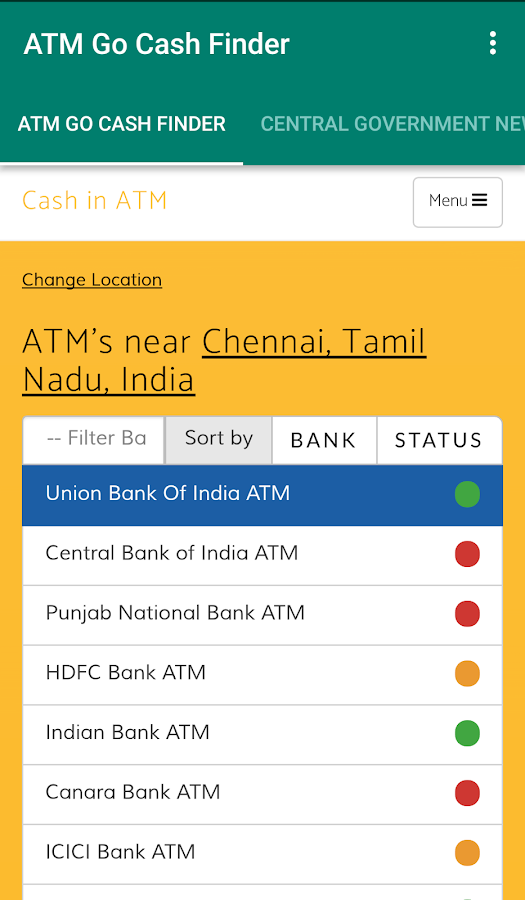 central bank of india app apk download