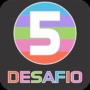 5 letras - DESAFIO - Teste seu conhecimento 1.1 screenshot 1
