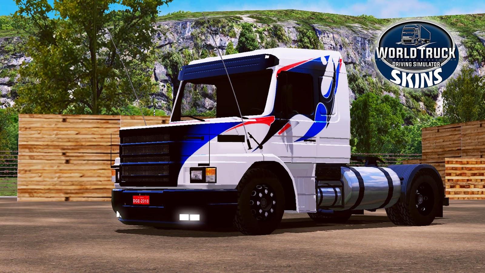 World Truck Driving Simulator est un camionneur de très haute qualité. Les joueurs sont invités à s'asseoir au volant d'un tracteur puissant, à prendre la ...