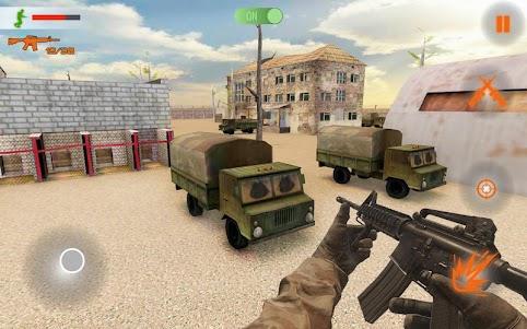Counter Terrorist Frontline Mission: FPS Shooter 2.2.1 screenshot 9