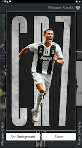 Ronaldo - cristiano ronaldo CR7  2019 Wallpaper 2.0 screenshot 1