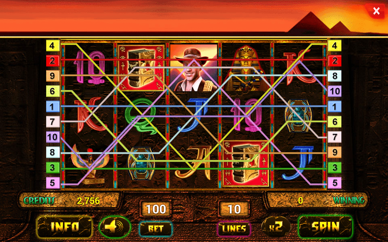 slot machine online book of ra demo