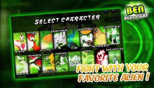 👽Ben Hero Kid - Aliens Fight Arena 1.0 screenshot 6