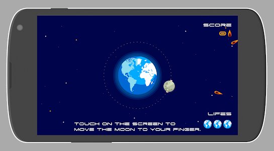 Asteroid Defense 1.0.0 screenshot 2