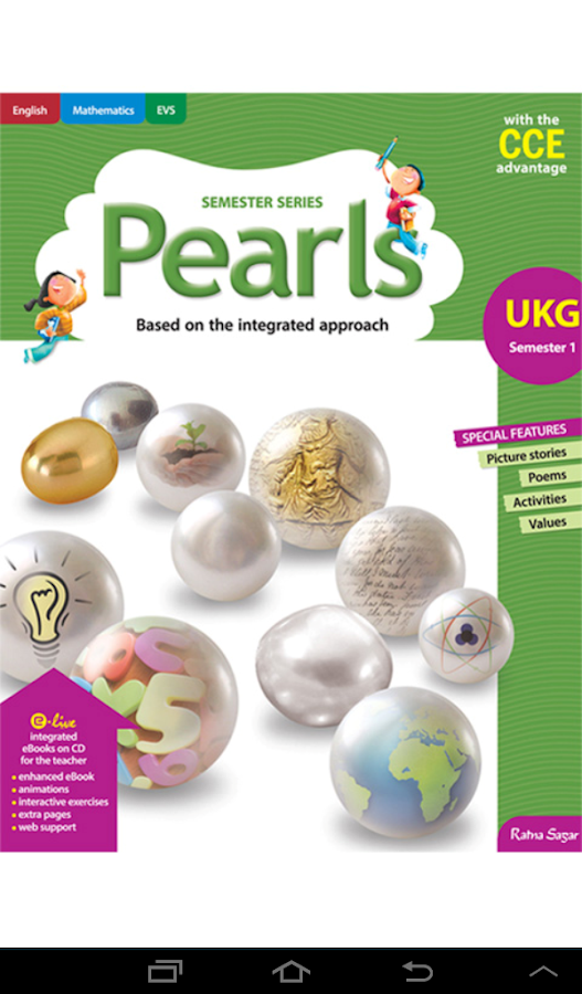 Pearls UKG 1 3 APK Download - Android Education Apps