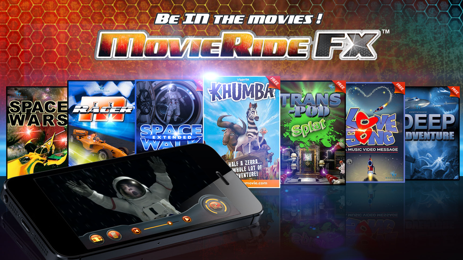 MovieRide FX 1 6 4 APK Download - Android Entertainment Apps