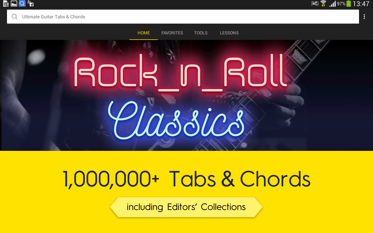 Tabs & Chords 1 1 11 APK Download - Android Music & Audio Apps
