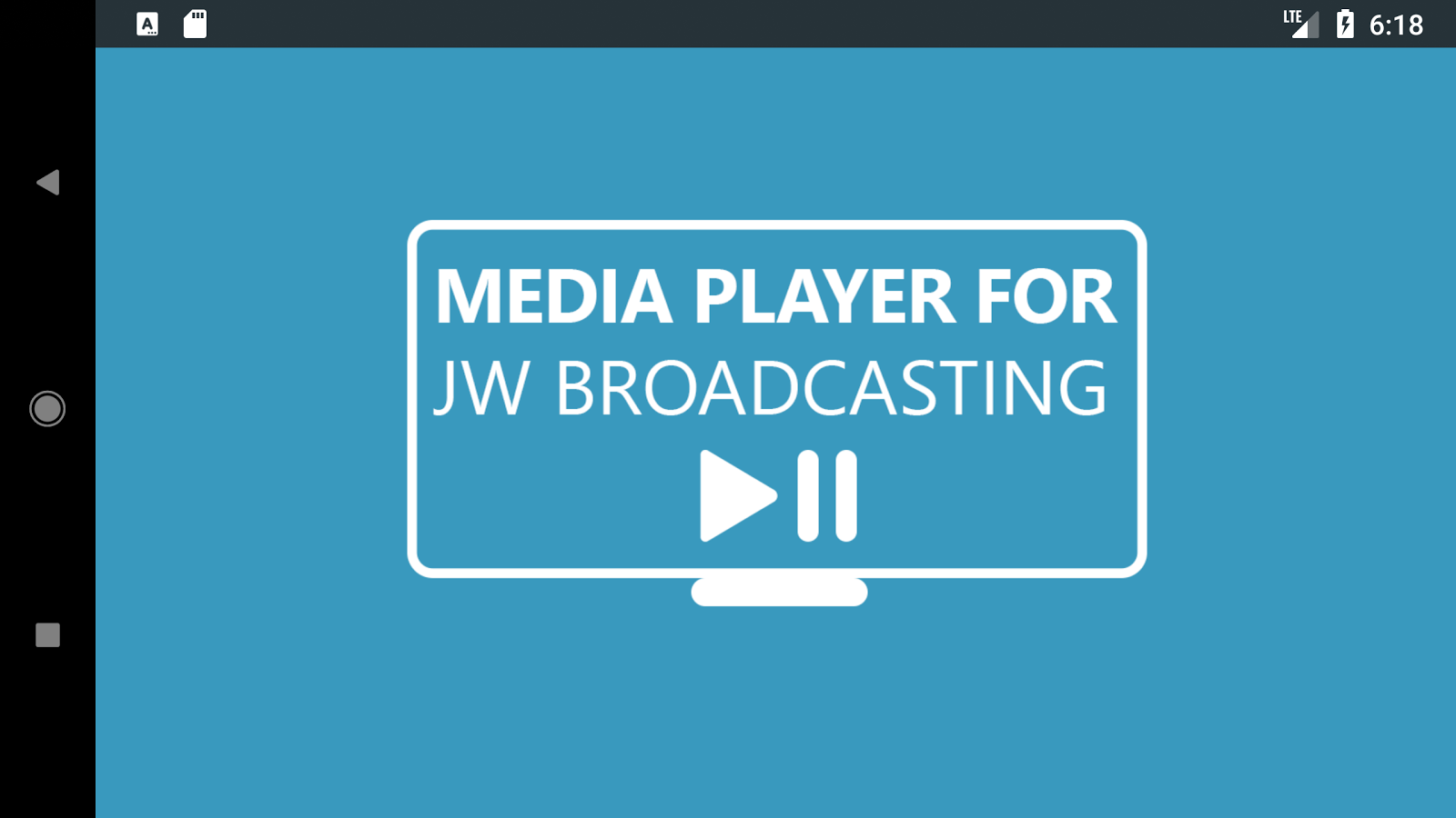 Media Player for JW Broadcasting (Unofficial) 1 0 8 APK