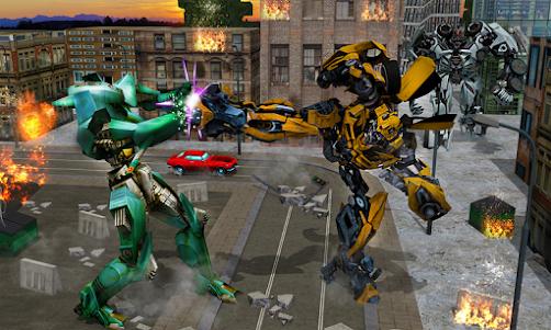 Robots War 3d 2.0 screenshot 1