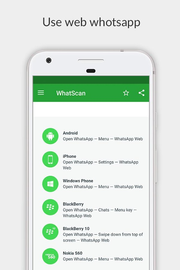 Whatscan : Dual Whatssapp 1 1 APK Download - Android Communication Apps