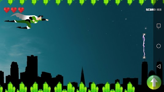 Super Flyer 0.3 screenshot 6