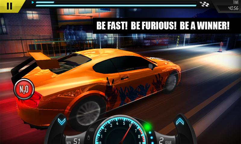 STREET KINGS: DRAG RACING 1.11 APK Download - Android Racing Games