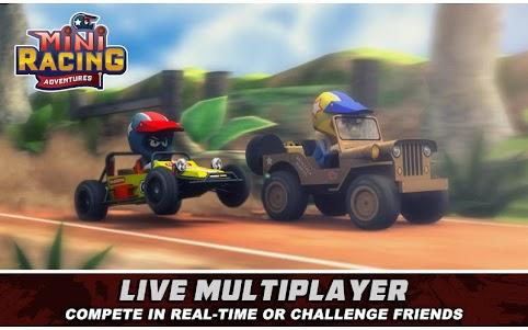 Mini Racing Adventures 1.16 screenshot 1