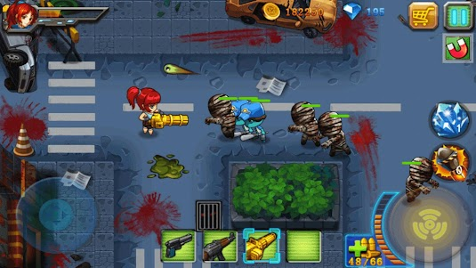 Zombie Killer - Hero vs Zombies 1.8 screenshot 7