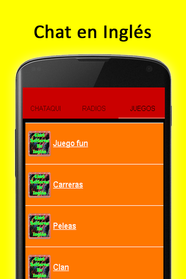 5b370751fdce3 Chat Solteros y Solteras En Inglés 1.0 APK Download - Android ...