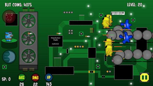 Blit the Obliterator 1.0.2 screenshot 1