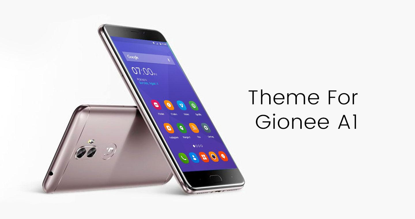 Theme for Gionee A1 / A1 Plus 1 0 APK Download - Android
