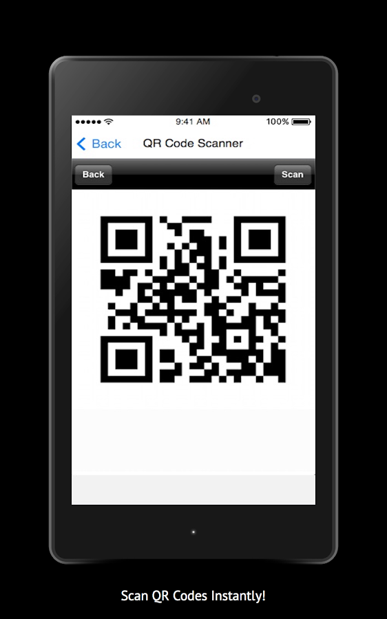 Free QR Barcode Reader 1 0 APK Download - Android Shopping Apps