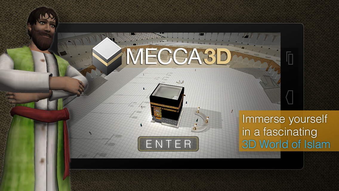 Mecca 3D - A Journey To Islam 1 01 APK Download - Android Simulation