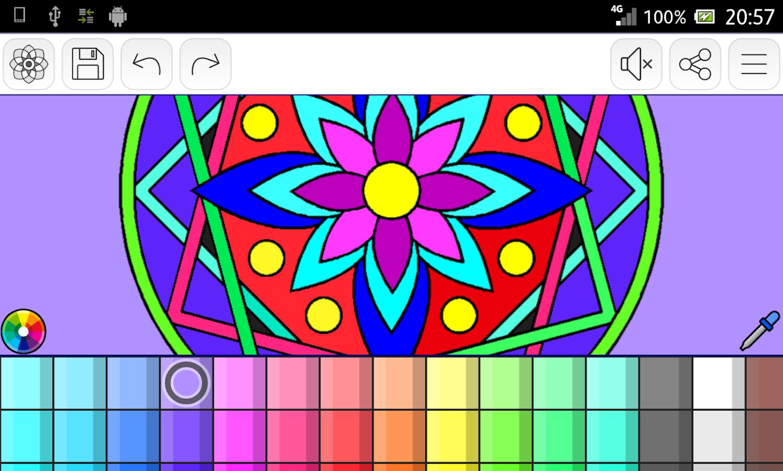 Mandalas Coloring Pages 200 Free Templates 114 Screenshot 23
