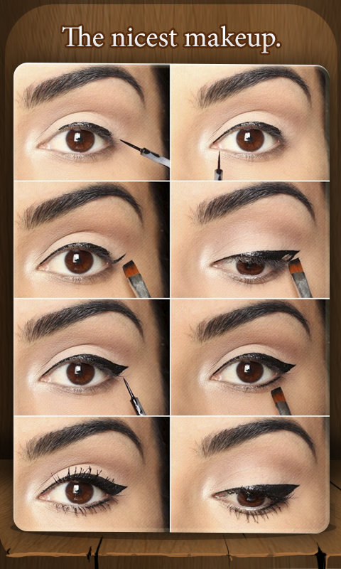How to draw eyeliner 1 0 screenshot 6