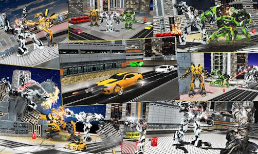 Robots War 3d 2.0 screenshot 7