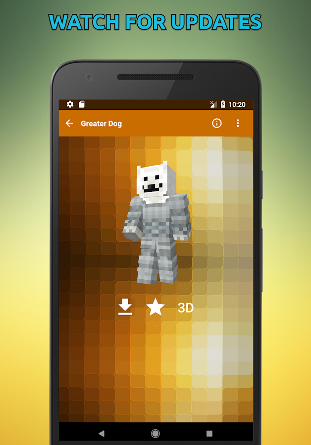 Skins Undertale For Minecraft D APK Download Android - Skin para minecraft pe de mordecai