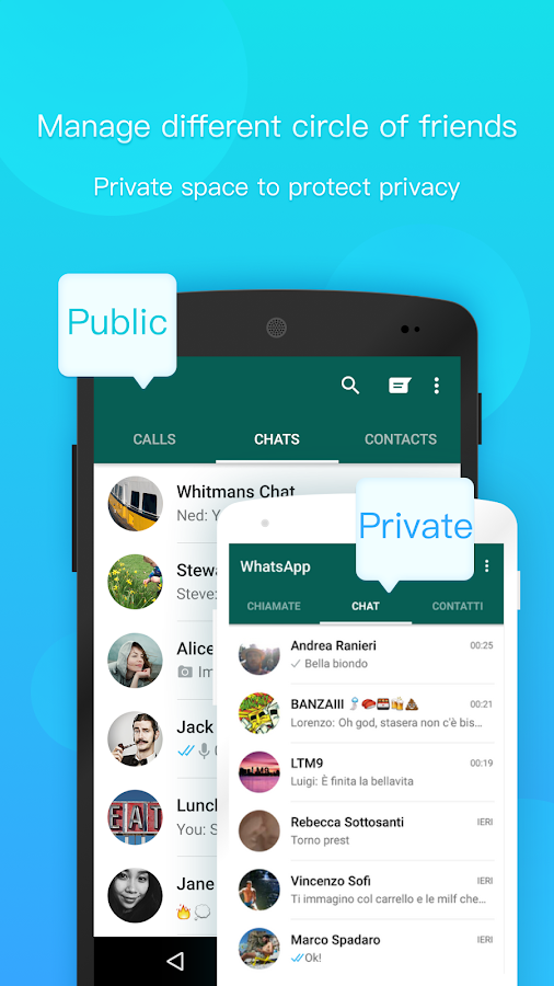 Clone Space Lite - Multi Accounts 4 0 0 APK Download - Android Tools