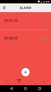 Clock 1.0 screenshot 2