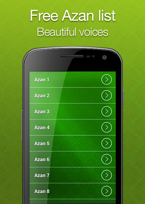Azan mp3 Fajr Alarm 1 3 APK Download - Android Music & Audio