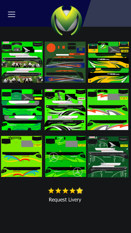 Livery XHD Restu 1 APK Download - Android Tools Apps