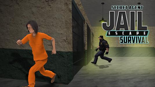 Secret Agent Prison Escape 1.0 screenshot 1