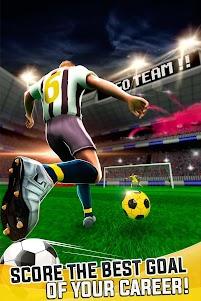 Iuvemtus Soccer Football Team: Turin Goal Shooting 1.0.2 screenshot 1