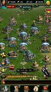 Clash of Kings : Wonder Falls 4.02.0 screenshot 6