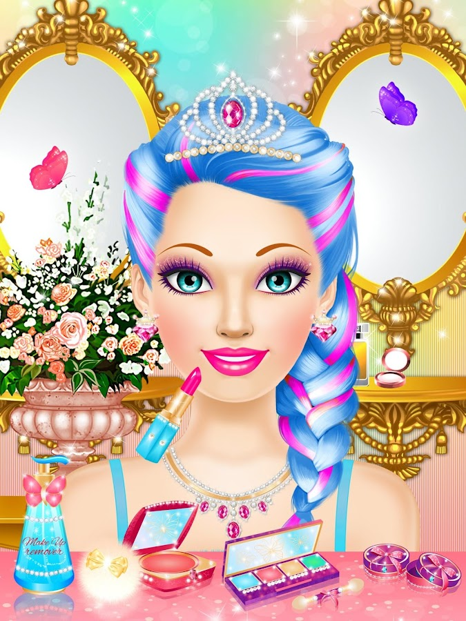 Magic Princess Dress Up Makeup Free 1 4 Screenshot 23